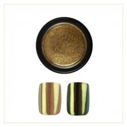 Pigmento Chromirror Gold