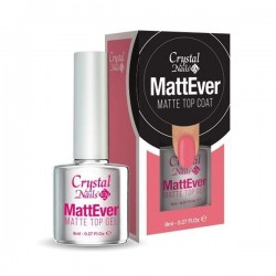 MATTEVER TOP GEL 8ML