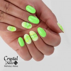 semipermanente verde neon - kiwi vibrante 3s 127
